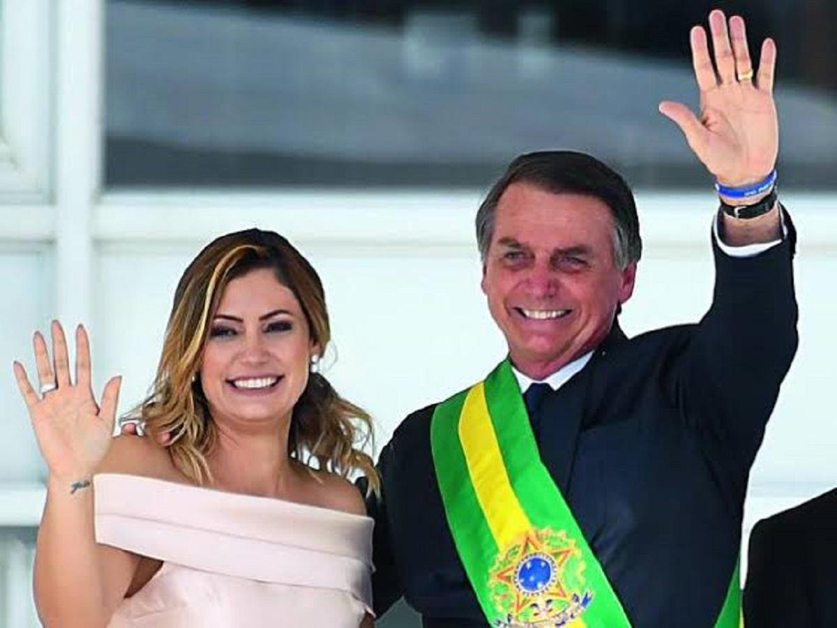 Brazilijos prezidentas pranešė, kad jam pasireiškė koronaviruso simptomai