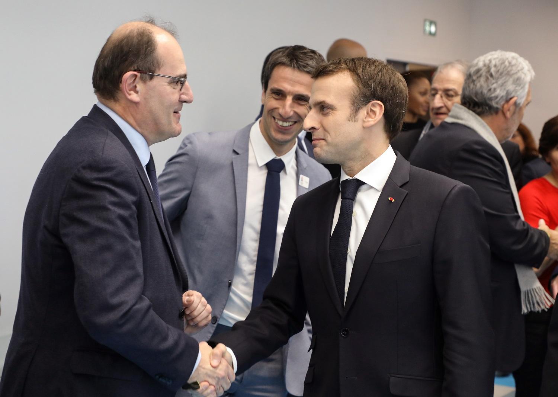Pristatyta pertvarkytos Prancūzijos Vyriausybės sudėtis