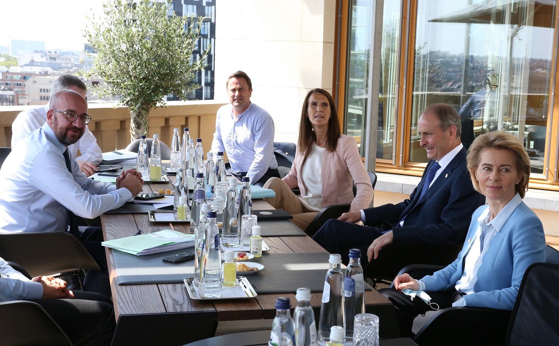 ES lyderių derybose dėl ekonomikos gaivinimo fondo vis dar nepasiektas susitarimas