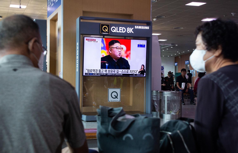 Kim Jong Unas: branduoliniai ginklai užtikrina Šiaurės Korėjos saugumą