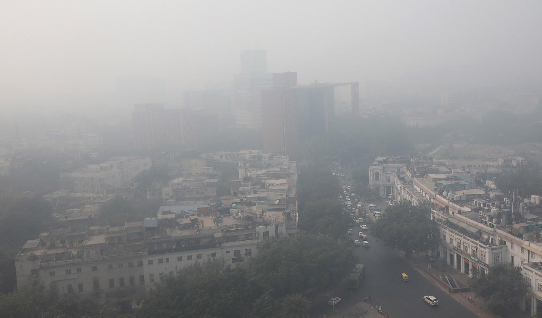 Tyrimas: oro užterštumas gyvenimo trukmę sutrumpina beveik dvejais metais