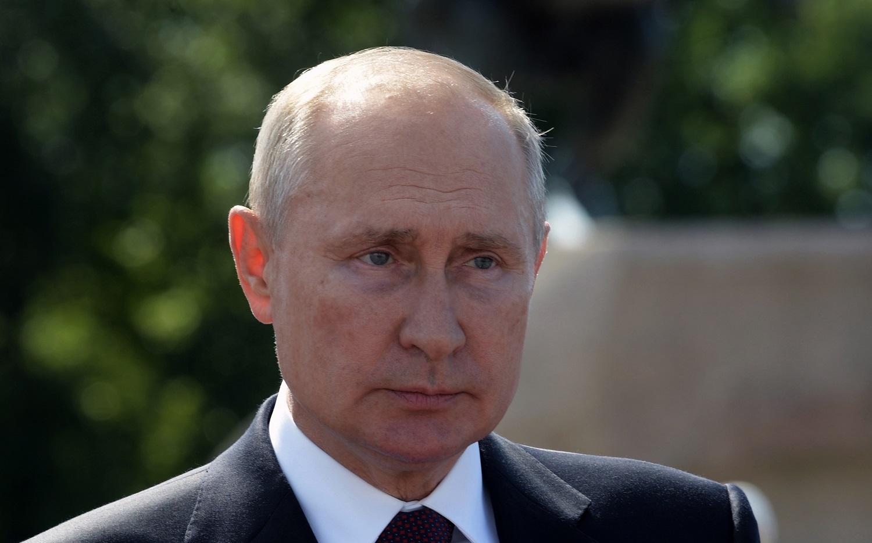 V. Putinas perspėja: koronaviruso protrūkio padėtis Rusijoje gali pablogėti