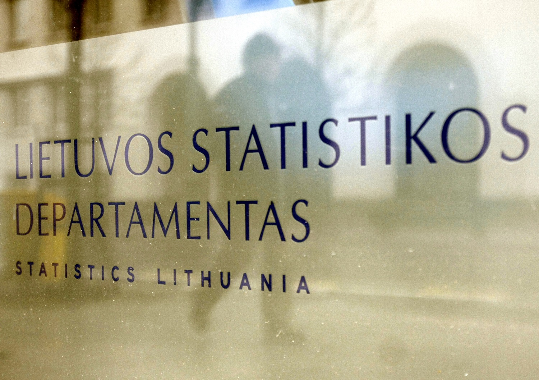 Realusis Lietuvos BVP antrąjį ketvirtį mažėjo 5,1 proc.