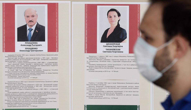 L. Linkevičius ir ES vyriausiasis įgaliotinis J. Borrellis aptarė situaciją Baltarusijoje