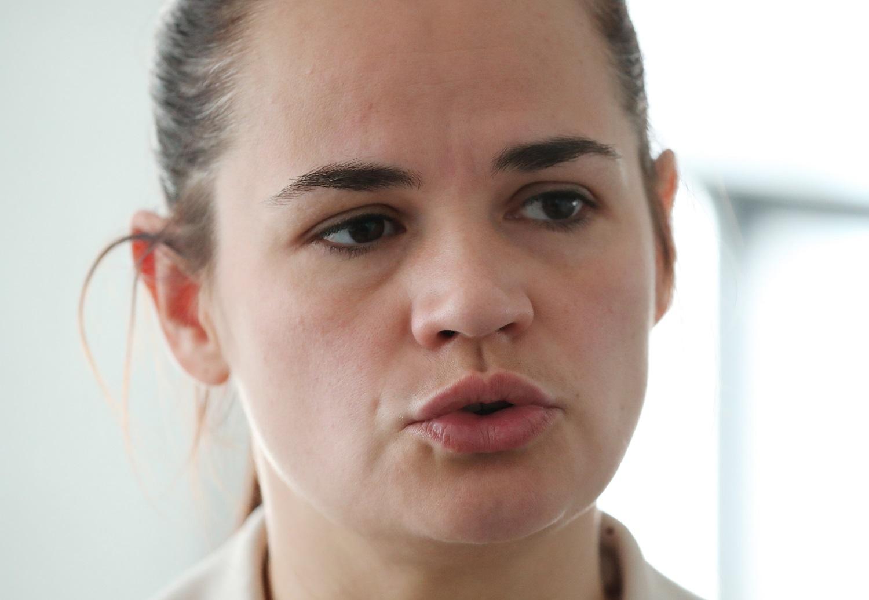 L. Linkevičius po pokalbio su S. Cichanouskaja: jaučiasi geriau, apie savo planus pasakos pati