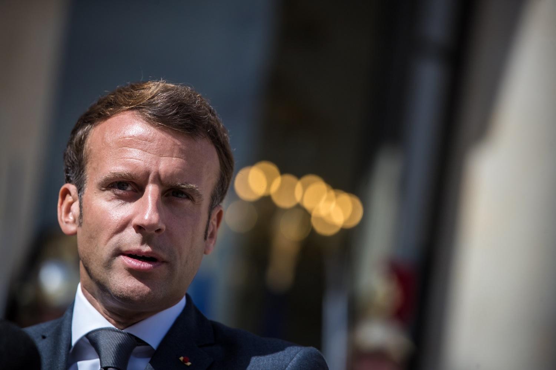 E. Macronas stiprins prancūzų karinį buvimą rytinėje Viduržemio jūros dalyje