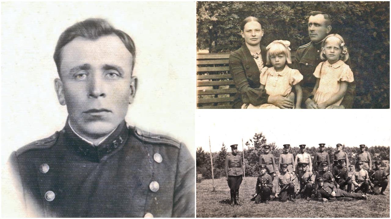 Pasienietis Aleksandras Barauskas – pirmoji sovietų okupantų auka