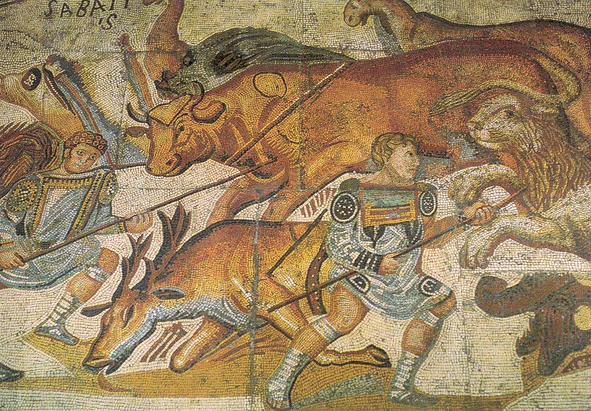 Gladiatoriai: garbe ir šlove džiaugėsi tik išrinktieji
