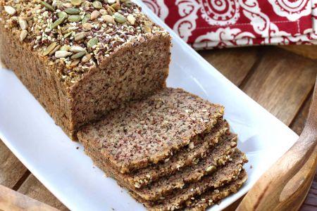 Greitai ir paprastai – naminė sėklų duona (video)