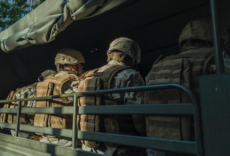JAV kariai šį rudenį vėl treniruosis Lietuvoje