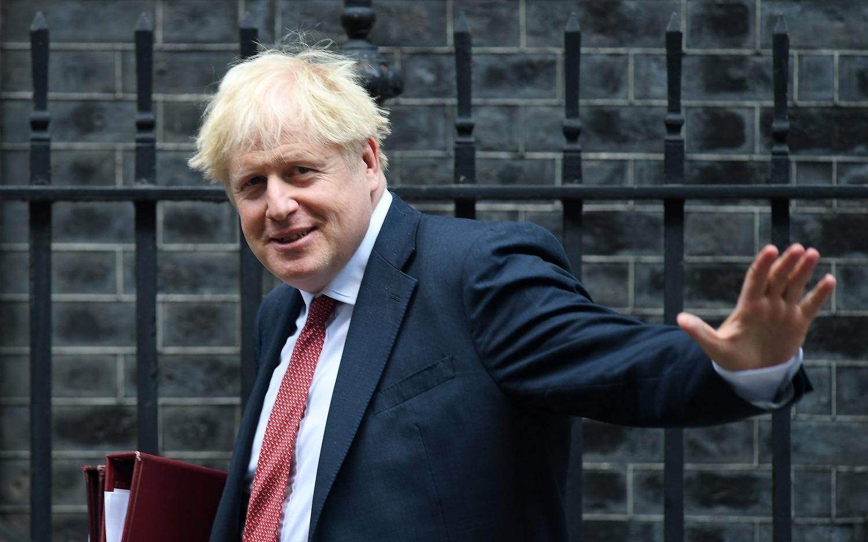 B. Johnsonas: susitarimas su ES dėl tolesnių santykių turi būti pasirašytas iki spalio 15 d.