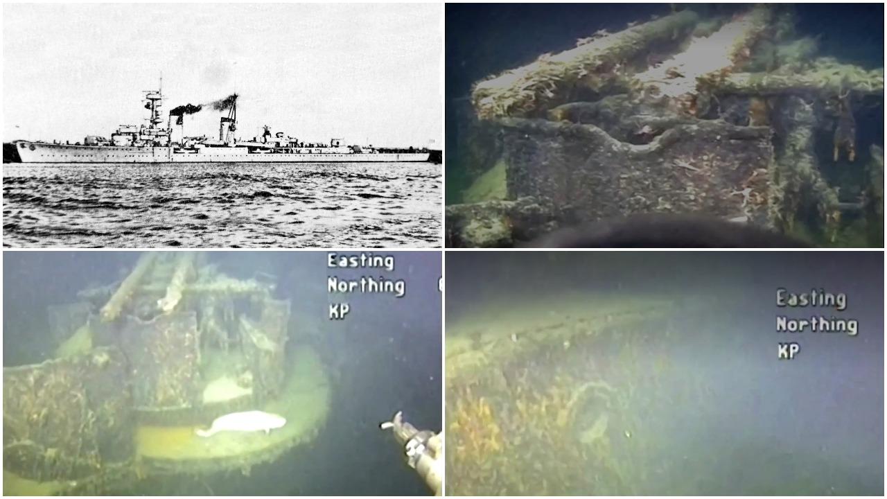 Prie Norvegijos krantų rastos Antrojo pasaulinio karo laikų laivo nuolaužos