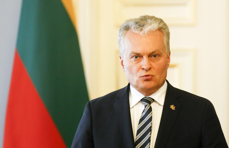 Prezidentas ragina ES, JAV, Kanadą, Jungtinę Karalystę paskelbti sankcijas Baltarusijos režimui