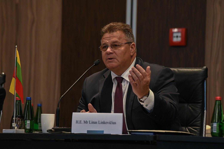 L. Linkevičius: Lietuvą ir Jungtinę Karalystę sieja glaudūs ryšiai, kurie ateityje tik stiprės