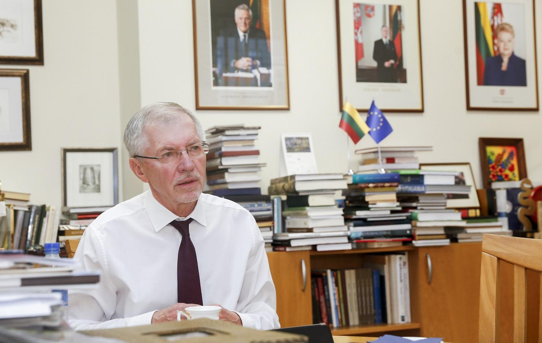 G. Kirkilas: koalicija – ne vaikų darželis, ji negali išauklėti atskirų narių