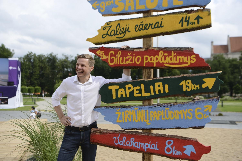 R. Karbauskis: panaudos sutartis su Vilniaus savivaldybe dėl Lukiškių aikštės tikriausiai bus nutraukta