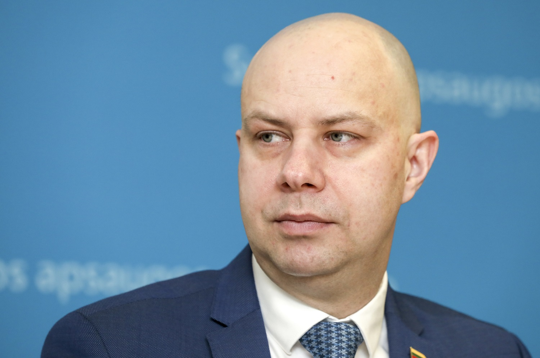 A.Veryga skundžiasi prezidentūros laikysena dėl vakcinos nuo COVID-19 pirkimo