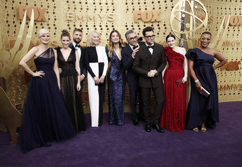 """Los Andžele išdalyti """"Emmy"""" apdovanojimai"""