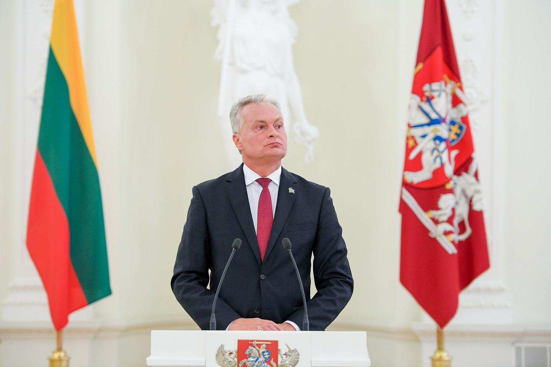 G. Nausėda apie išaugusį COVID-19 skaičių: Lietuva yra kur kas geriau pasirengusi nei per pirmąją bangą