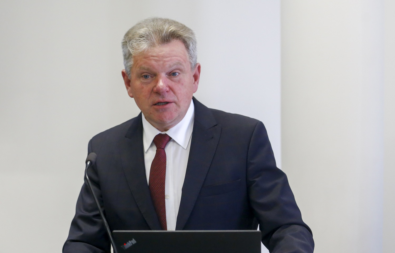 J. Narkevičius apie valstybinį kritinio ryšio tinklą: keista, kodėl verslas nustebo