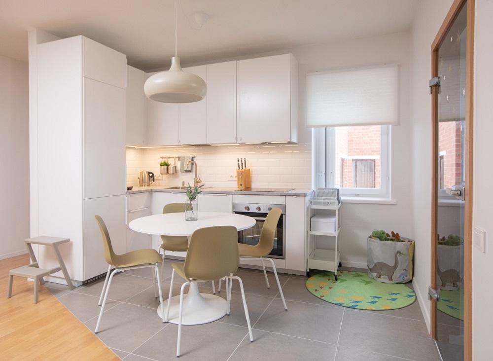 Keisčiausi sprendimai namuose: virtuvė balkone
