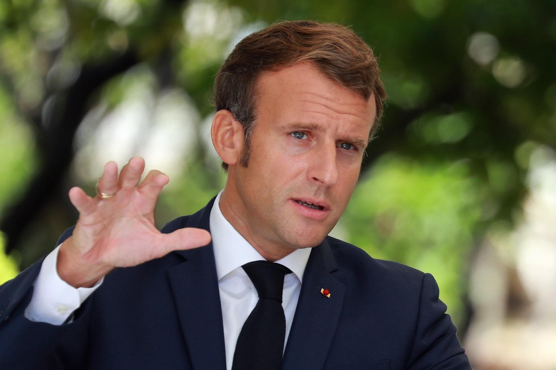 Vilniaus universitetas Prancūzijos prezidentui E. Macronui suteiks garbės daktaro vardą