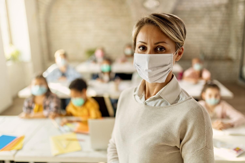 Pandemijos akivaizdoje – PZU dovana mokytojams