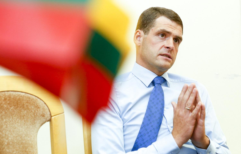 R. Žemaitaitis sukritikavo G. Nausėdą: juk žadėjo atvirą Prezidentūrą