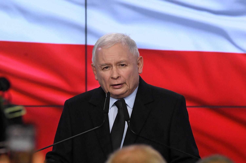 J. Kaczynskis paskirtas Lenkijos vicepremjeru
