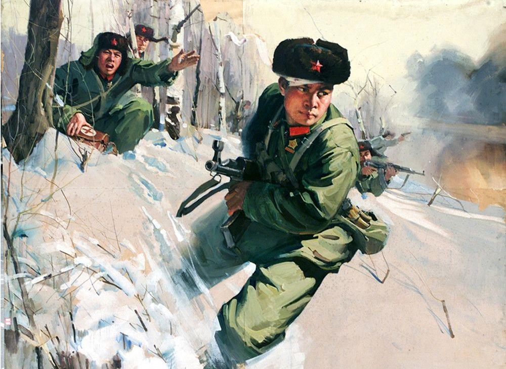 Vis dar nepasibaigęs Korėjos karas