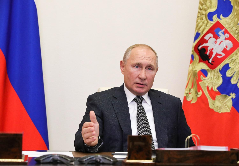 Kalnų Karabachas: V. Putinas pokalbių į Maskvą pakvietė Azerbaidžano ir Armėnijos ministrus