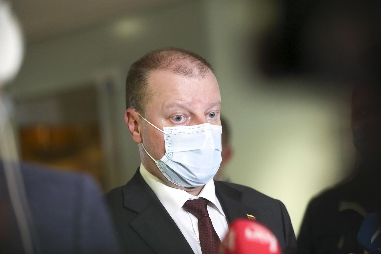 S. Skvernelis: būtų racionalu, jei Seimo narius rinktume tik daugiamandatėje rinkimų apygardoje