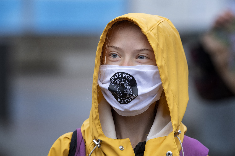 """G. Thunberg ragina ES daryti """"kiek įmanoma daugiau"""" klimato srityje"""