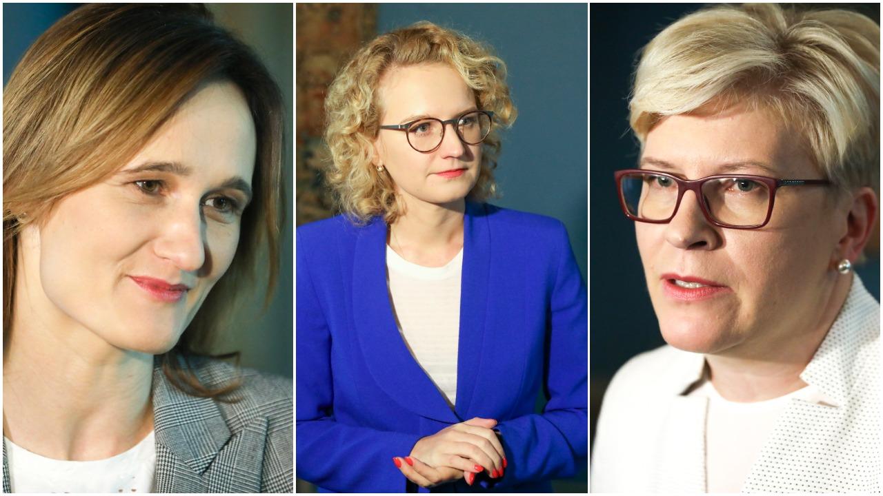 I. Šimonytė, A. Armonaitė, V. Čmilytė-Nielsen: COVID-19 krizės valdymo modelis Vyriausybėje turėtų keistis iš esmės