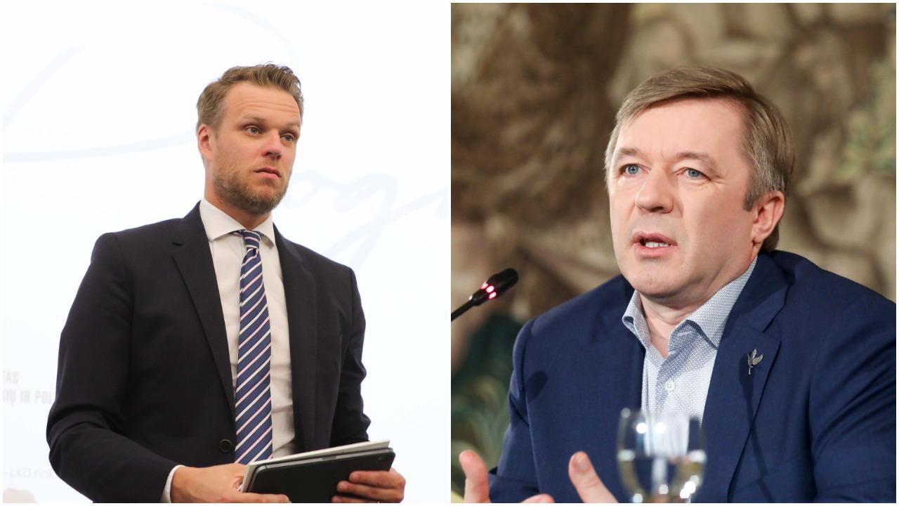 Antrojo turo TS-LKD ir LVŽS rinkimų kampanijos: vieni draudžia negatyvumą, kitiems tekstus rašo patys konkurentai