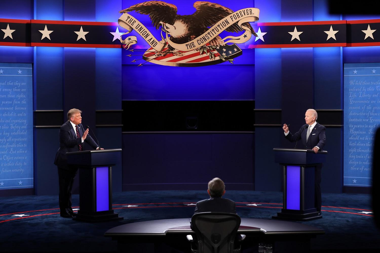 D. Trumpas: jei J. Bidenas laimėtų rinkimus, JAV ištiktų depresija
