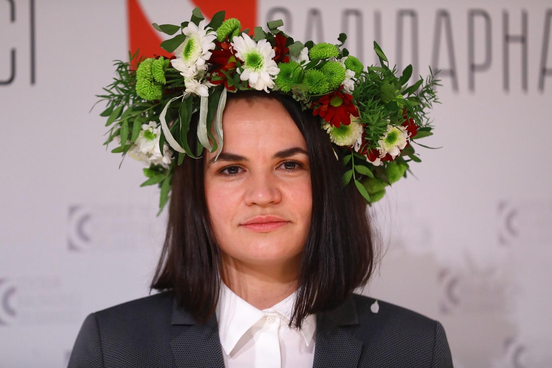 S. Cichanouskaja paprašė Lenkijos vyriausybę suteikti atvykstantiems baltarusiams galimybę dirbti šalyje