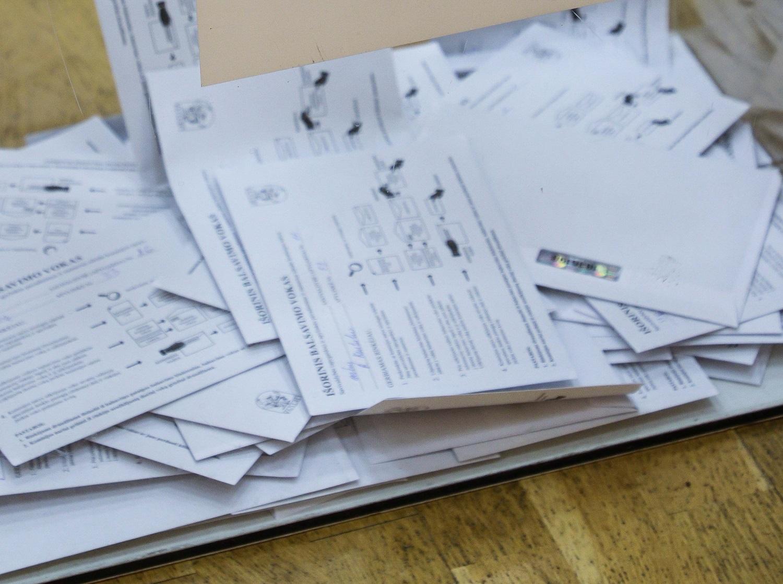 """""""Baltųjų pirštinių"""" vadovė: daugiausia pranešimų apie galimą rinkėjų papirkimą gauta Švenčionių ir Vilniaus rajonuose"""
