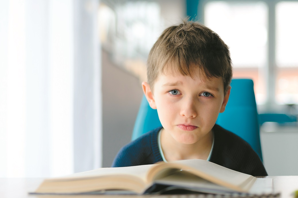 Skaitymo sutrikimai nėra nuosprendis