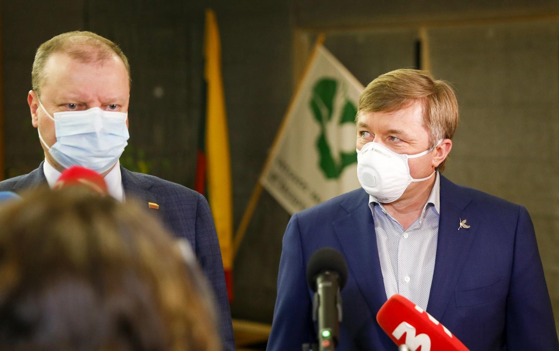 R. Karbauskis atskleidė, ar trauksis iš politikos