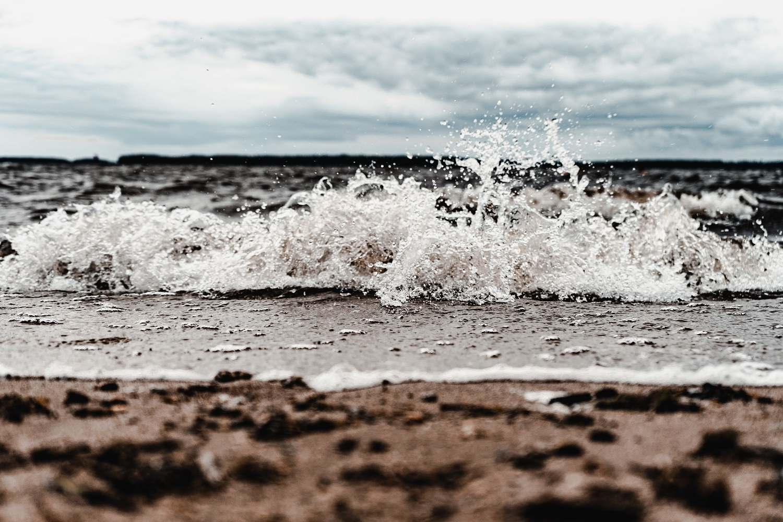 Ataskaita: praėjusiais metais Baltijos jūra ir Kuršių marios neatitiko geros cheminės būklės