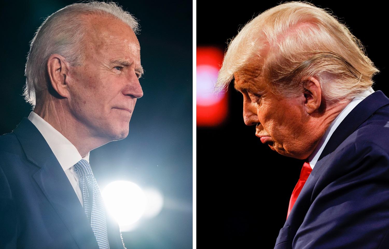 JAV prezidento rinkimai: 4 valstijos vis dar skaičiuoja balsus