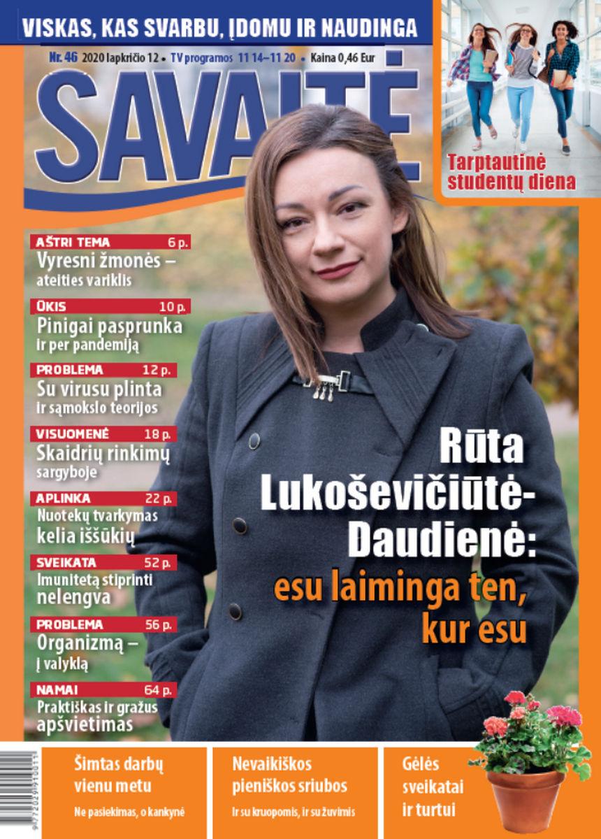 Savaitė - Nr.: 46 (2020)