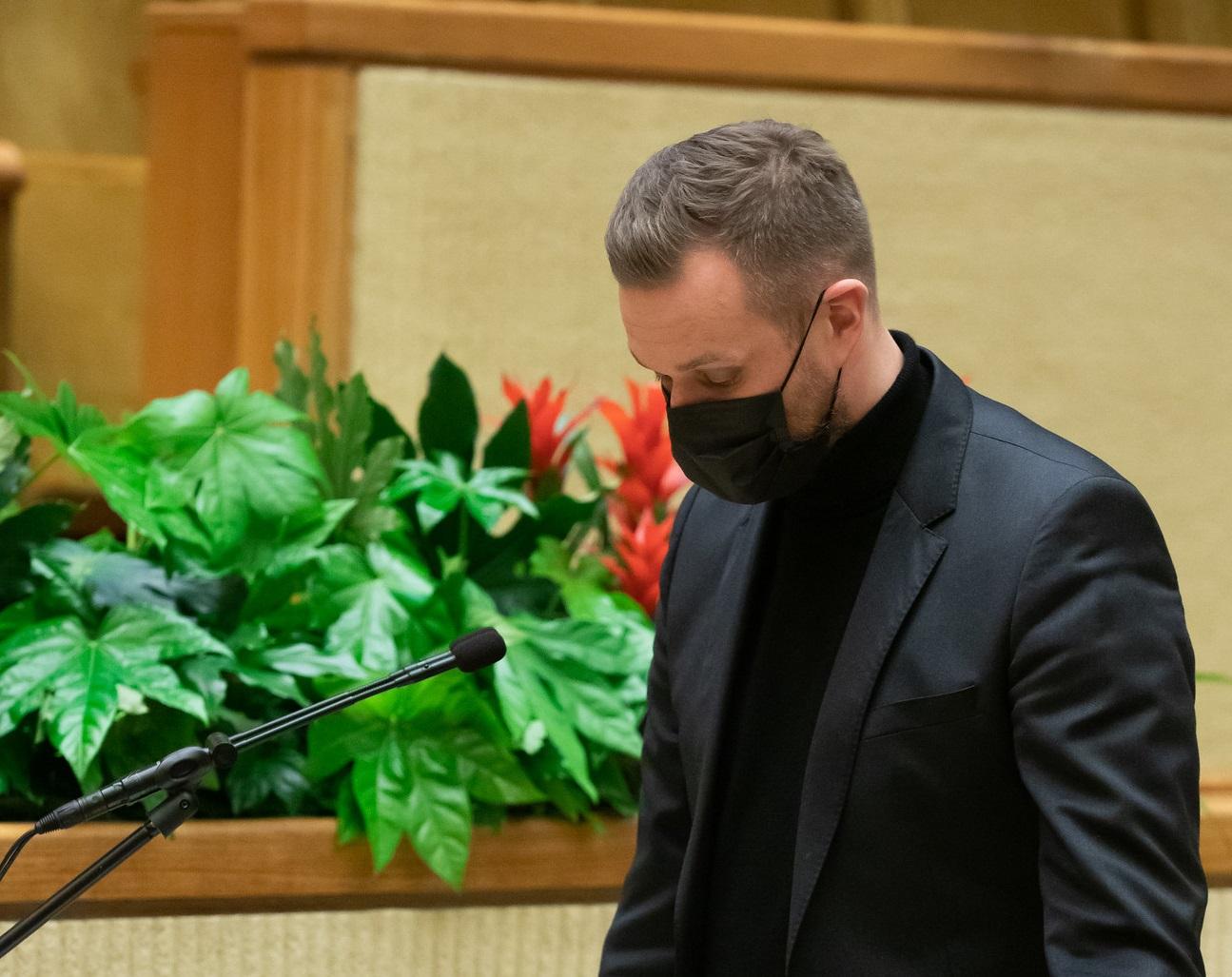 Politologai įvertino G. Landsbergio galimą darbą ministerijoje: flirtas su prezidentu prasidėjo jau anksčiau