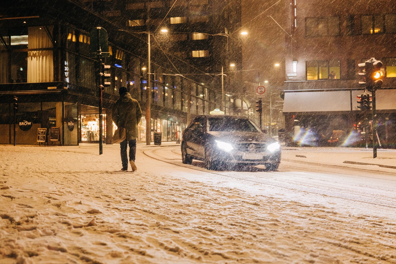 Padangų ekspertai: į ką atkreipti dėmesį vairuojant žiemą
