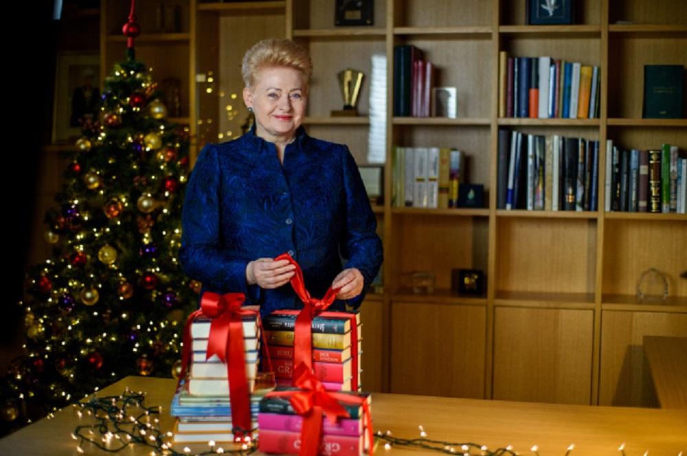 """Prasideda dešimtosios """"Knygų Kalėdos"""""""