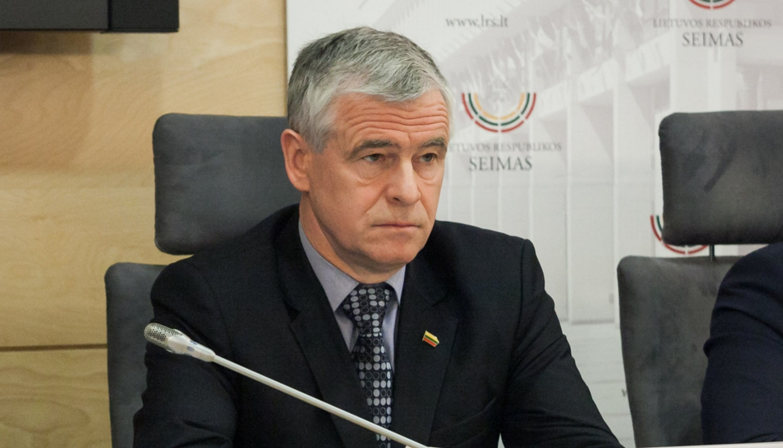 "V. Čmilytė-Nielsen į Seimo vicepirmininkus siūlys ""valstietį"" J. Jarutį"