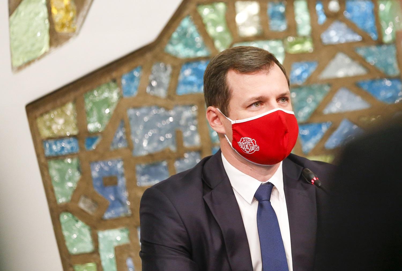 G. Paluckas įžvelgė tendenciją siūlant ministrus: skiria tam, kad nebūtų sunku atleisti