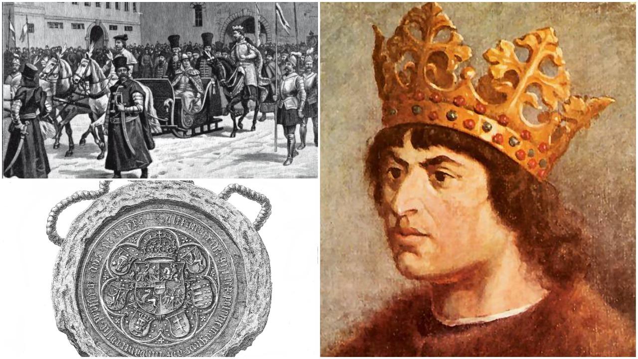 Aleksandras – paskutinis Lietuvos valdovas, mokėjęs lietuviškai