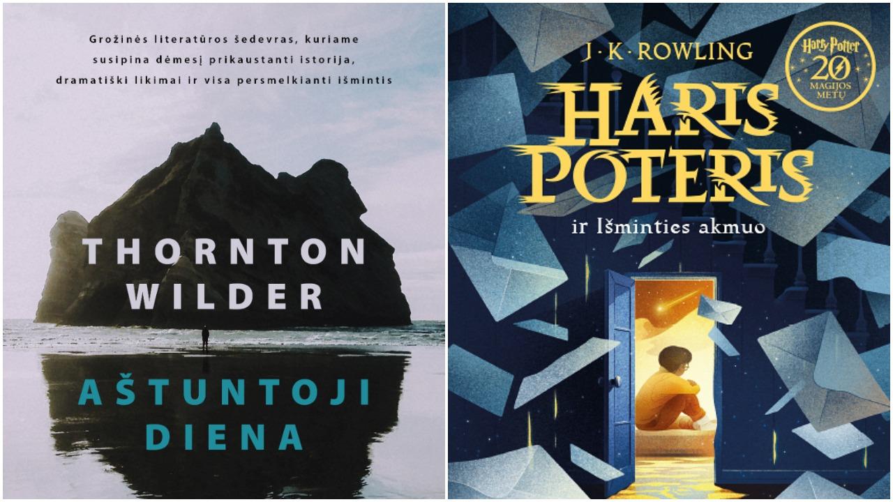Knygos: 3 pasiūlymai, ką skaityti